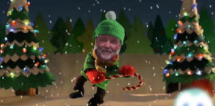 Big Al Weekley - Merr y Christmas