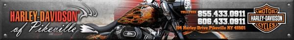 Harley Davidson of Pikeville Web Banner