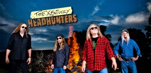 Kentucky Headhunters 2011 Ash Newell Photo Shoot