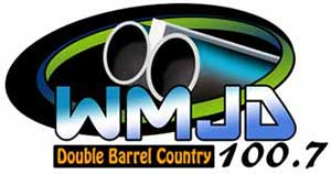 WMJD 100 7 FM | Double Barrel Country