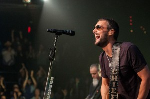 Eric Church in concert - WMJD 100.7 FM - Country Music NEWS
