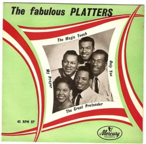 The Platters original lead singer Sonny Turner interview with Big Al Weekley at WMJD 100 point 7 FM in Grundy Virginia - Hit songs - Only You - The Great Pretender - The Magic Touch - My Prayer