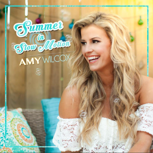 Amy Wilcox - Summer In Slow Motion - country music single - 2015 - Virginia Is For Lovers