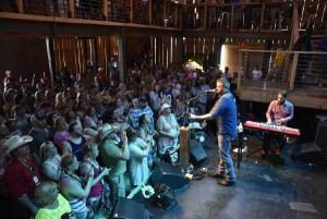 Randy Houser Performs at HGTV Lodge on Saturday June 13 - photo credit - Chris Garrett