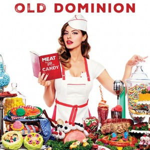 Old Dominion - Meat and Candy Album Artwork - Courtesy of RCA Records