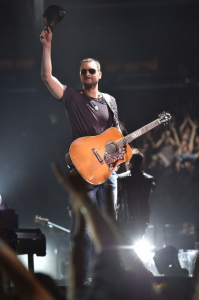 Eric Church - photo by Jill Trunnell